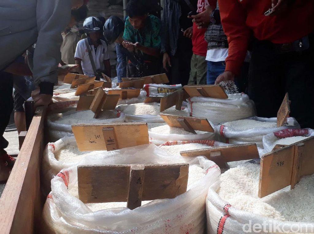 Jokowi Minta Harga Beras Turun Sebelum Ramadan
