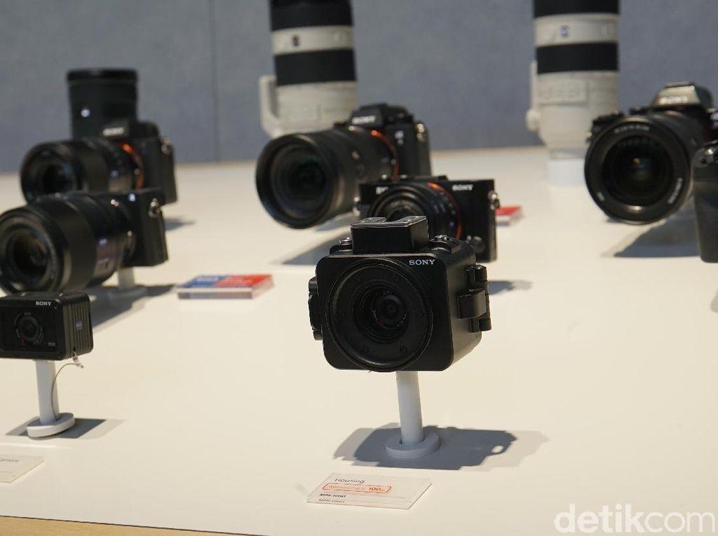 RX0, Kamera Mini Jagoan Baru Sony