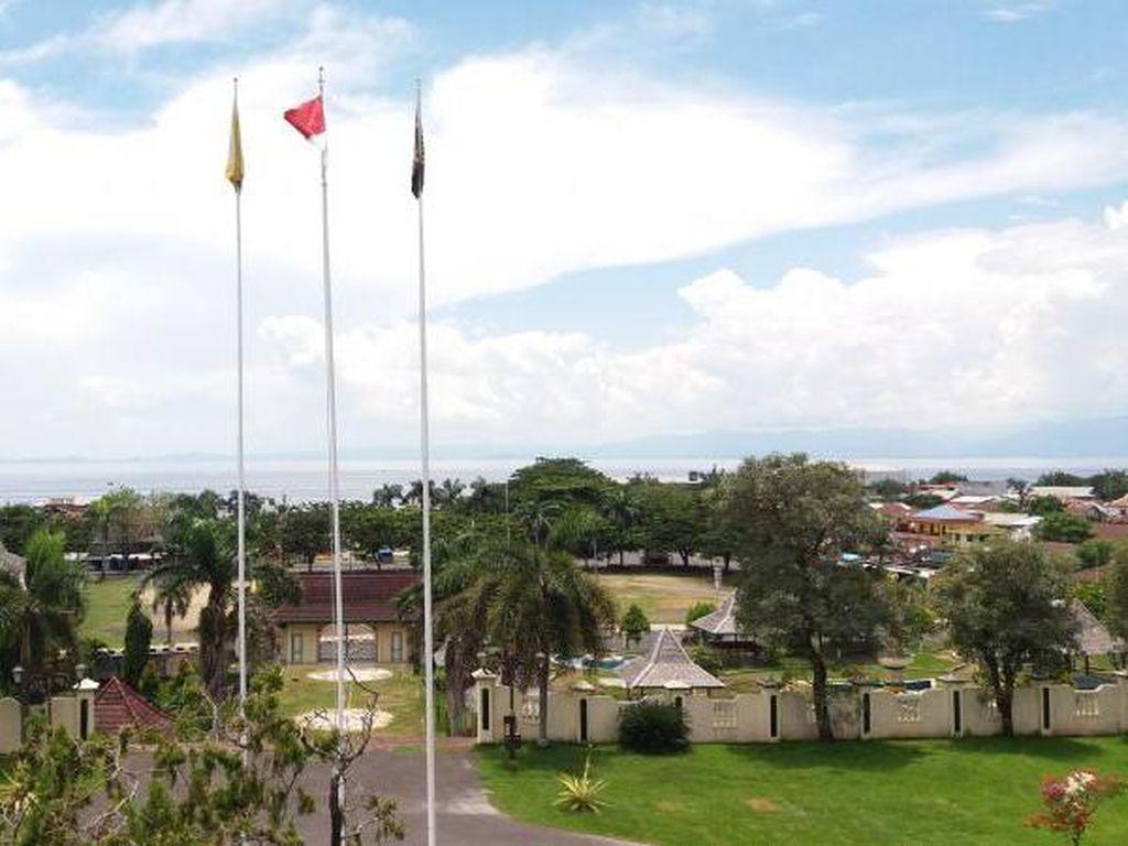 Foto: Seluk Beluk Istana Kesultanan Ternate, Cantik!