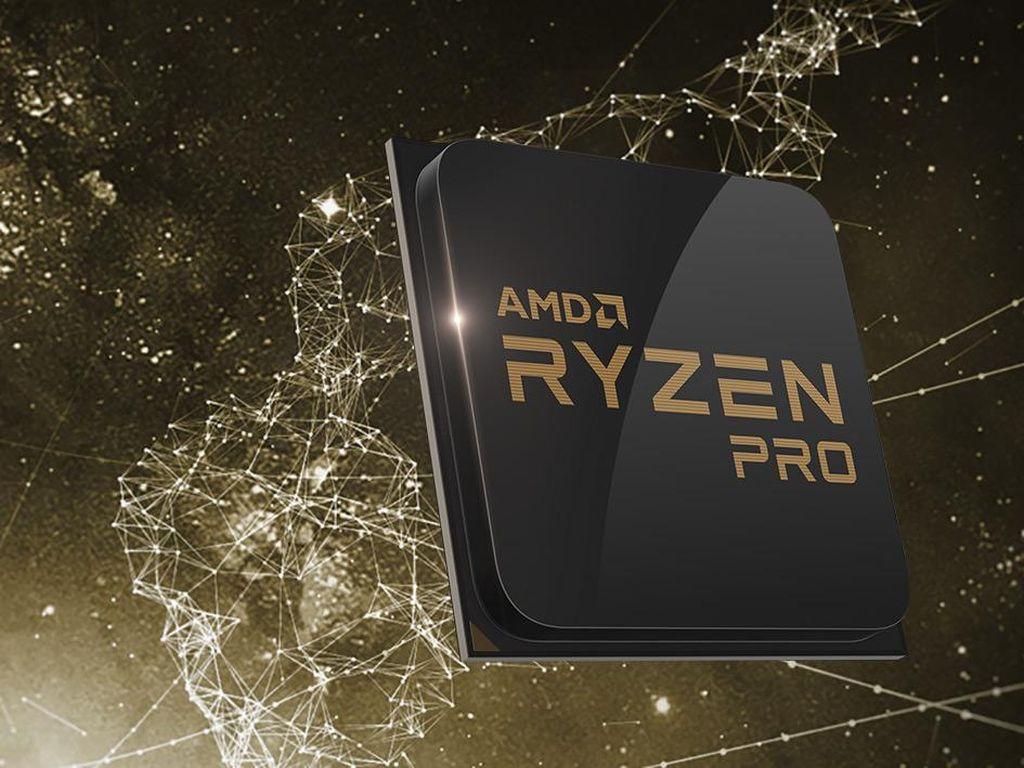 Tingkatkan Performa, Acer Gandeng AMD Ryzen