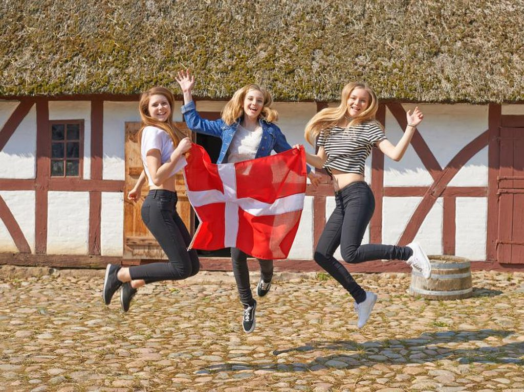Rahasia Orang-orang Paling Bahagia di Dunia: Pyt
