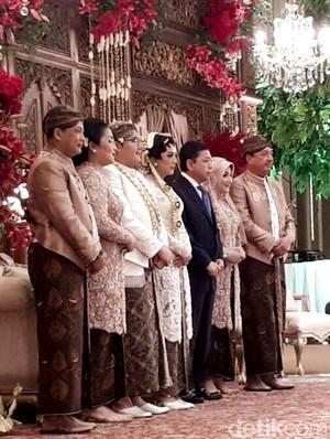 Setya Novanto Juga Hadiri Akad Nikah Anak BG-Buwas