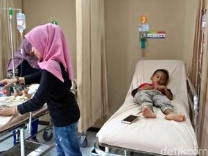 Dinkes Sukabumi Tetapkan KLB Keracunan Sate Kambing di Cicurug