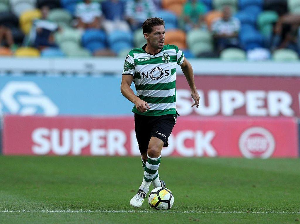 FIFA Tolak Banding Leicester, Adrien Silva Baru Bisa Main Januari