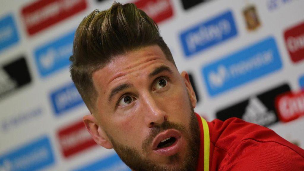 Ramos Bidik Rekor Penampilan Casillas