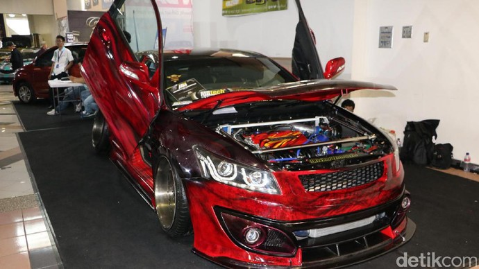 Mobil Modif Keren Barudak Bandung | Jennete Rent ...