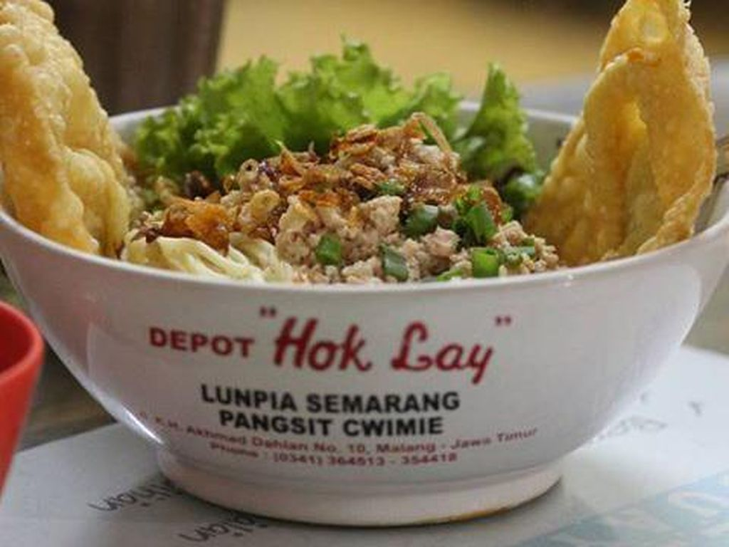 Yuk, Coba 7 Tempat Makan Legendaris di Malang Ini yang Bikin Kangen!