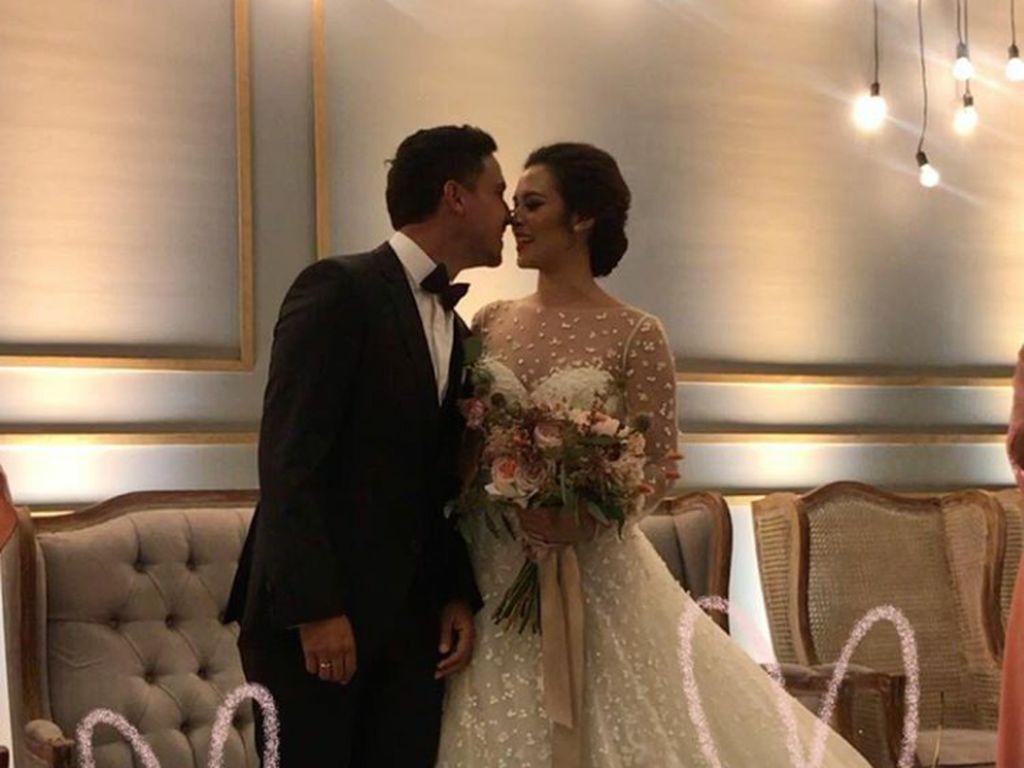 Digelar Tertutup, Resepsi Pernikahan Raisa - Hamish Daud Dihadiri Seleb