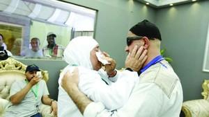 Mengharukan, Kakak Beradik Bertemu Saat Haji Usai Terpisah 15 Tahun