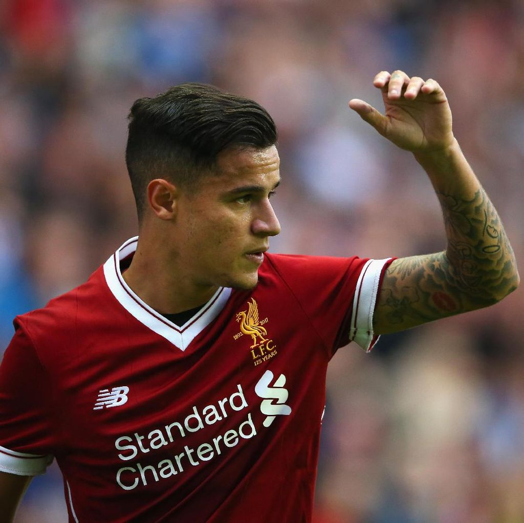 Liverpool Minta Rp 3,1 Triliun untuk Coutinho, Barca Mundur