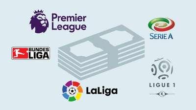 Bursa Transfer Fantastis 5 Liga Top Eropa 2017/2018
