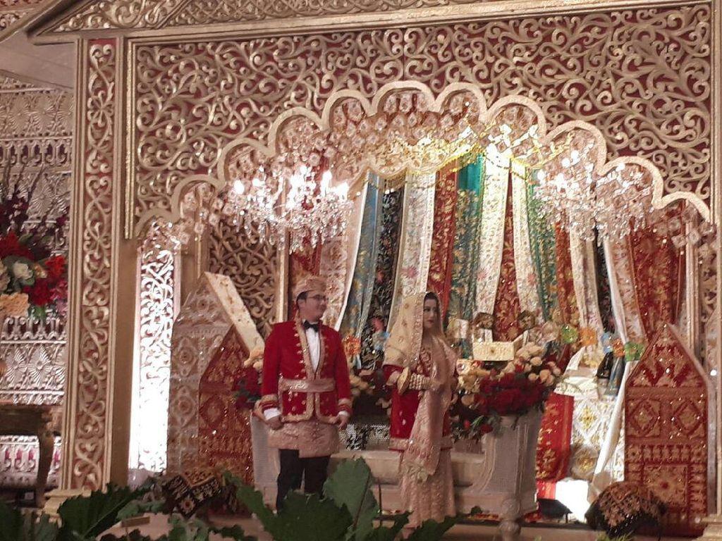 Ucapan Doa dari Sejumlah Tokoh di Resepsi Pernikahan Anak BG-Buwas
