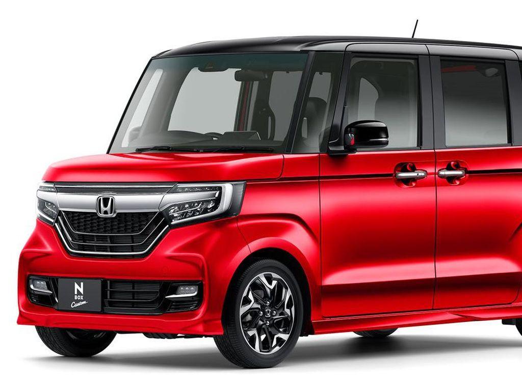 N-Box, Mobil Kotak Mungil yang Lucu dari Honda di Jepang