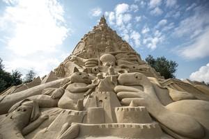 Istana Pasir Ini Pecahkan Rekor Dunia