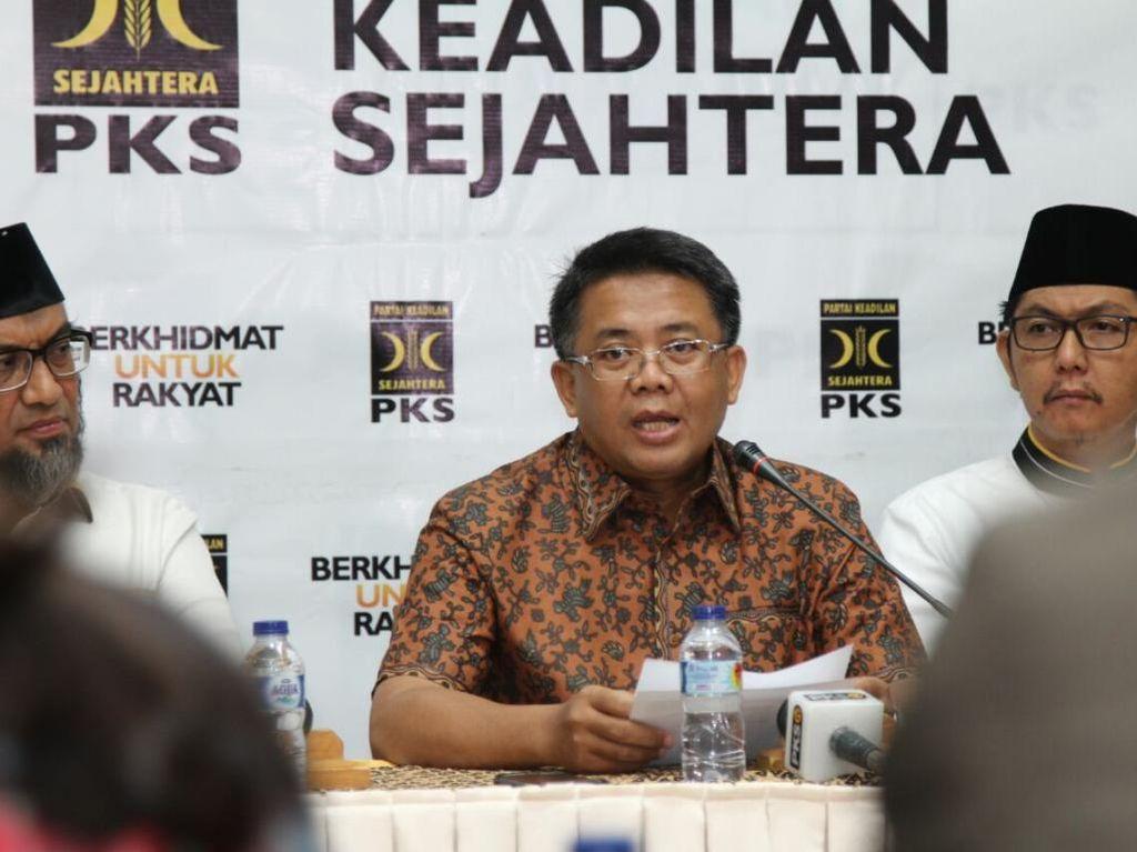 Presiden PKS Pertimbangkan Usul Duet Anies-Aher