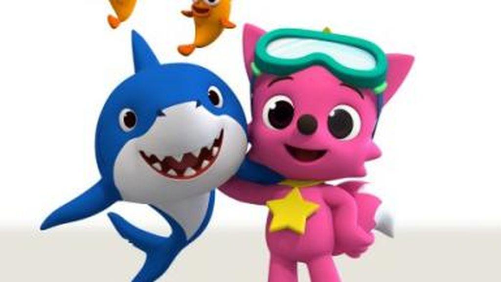 Baby Shark Punya Formula Sama dengan Lagu K-Pop