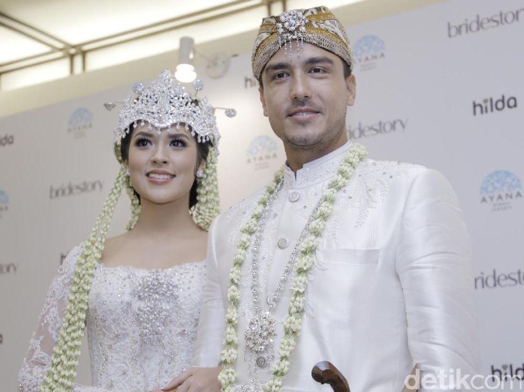 Raisa - Hamish Daud Resmi Menikah, ke Mana Para Mantan?