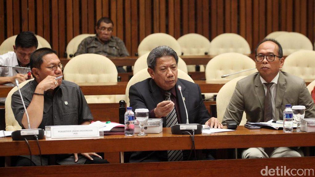 Pansus DPR, Ikatan Hakim dan Jaksa Bahas UU Tipikor