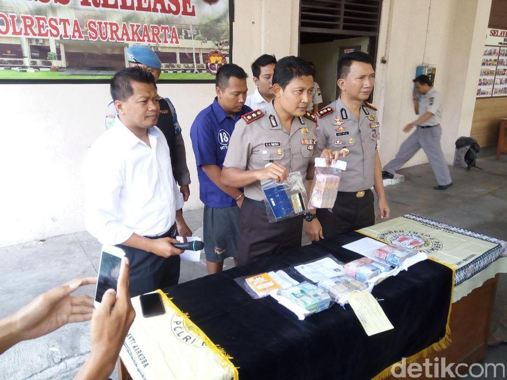 Gelapkan Uang Jual Beli Hewan Kurban, Warga Sukoharjo Dibekuk Polisi