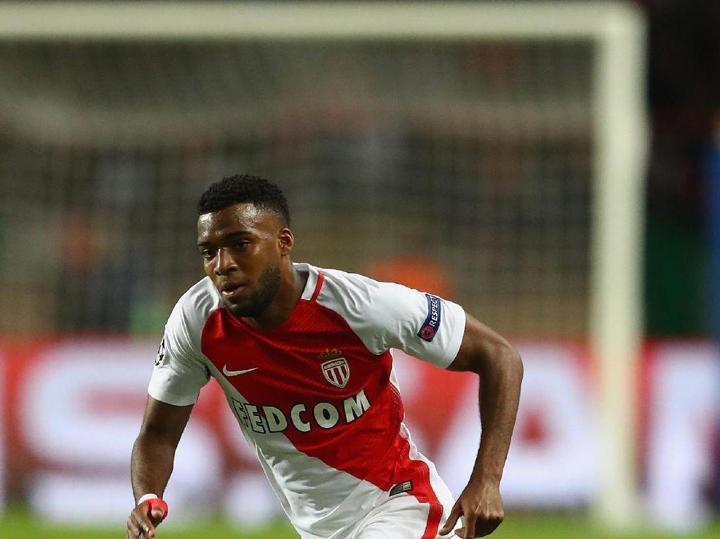 Atletico dan Monaco Capai Kesepakatan Awal soal Thomas Lemar
