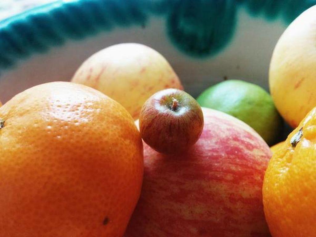 Wouw! 8 Buah dan Sayuran Ini Punya Ukuran Super Mini!