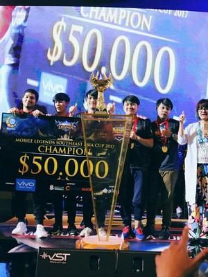Inilah Tim Mobile Legends Paling Jago di Asia Tenggara