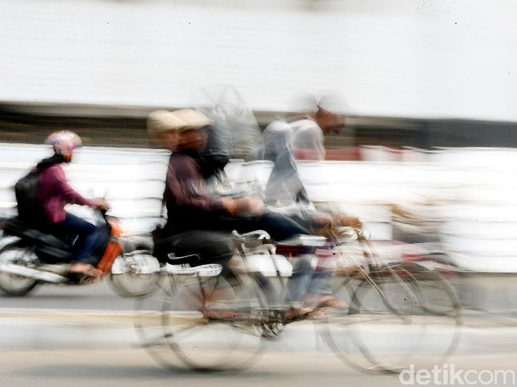 Ojek Sepeda Ibu Kota, Riwayatmu Kini
