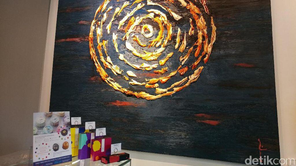 Foto: Restoran Bagai Galeri Seni