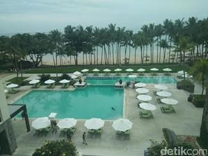 Pantai Pribadi dan Banyak Gratisnya, Ada di Club Med Bintan