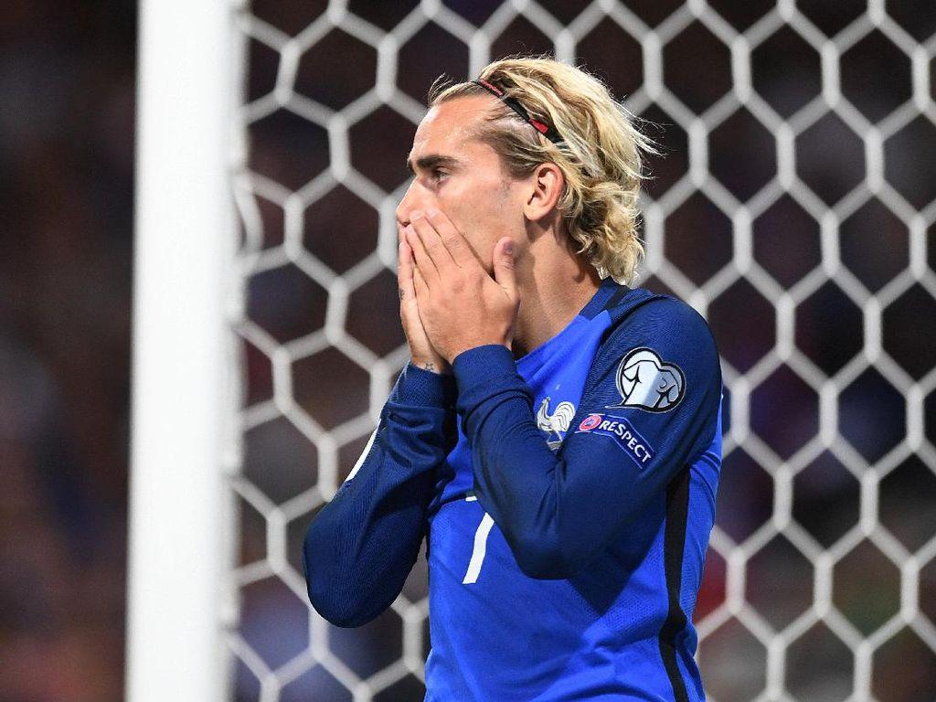 Griezmann: Luksemburg Bermain Seperti Atletico Madrid