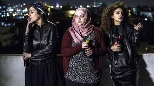 In Between, Film Palestina yang Langgar Tradisi dan Difatwa Haram