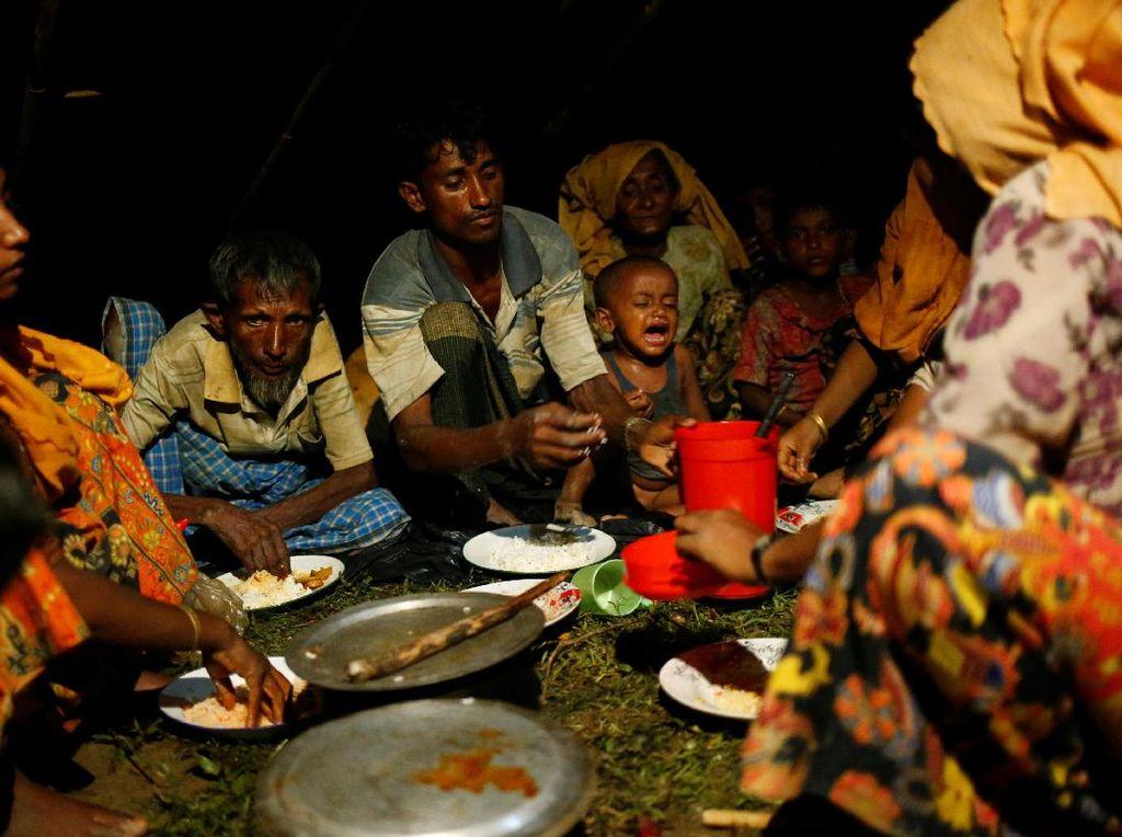 Duka Pengungsi Muslim Rohingya