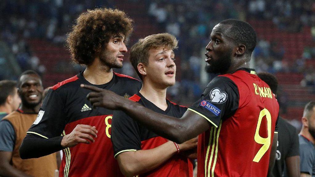 Belgia Melangkah Mantap ke Piala Dunia 2018