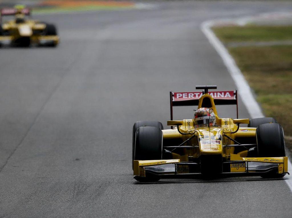 Hasil Bagus di Monza Jadi Modal Sean Hadapi Dua Seri Terakhir
