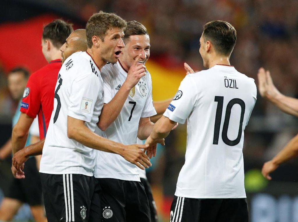 Jerman Cukur Norwegia 6-0