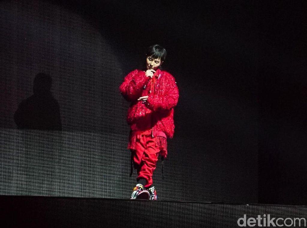 G-Dragon Lulus Wamil, Sejumlah Tagar Kuasai Trending Topic