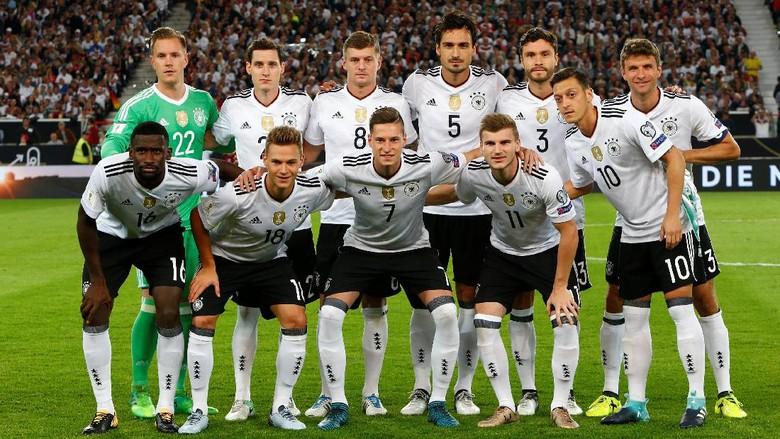 Skuat Sementara Jerman: Neuer dan Reus In, Emre Can dan Goetze Out