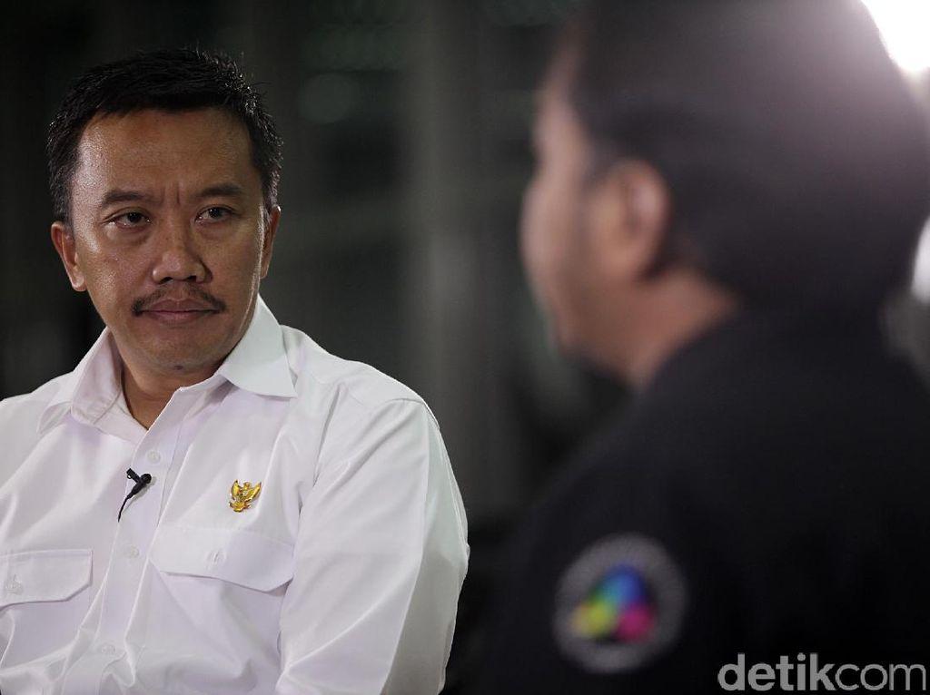 Olahraga Indonesia di Titik Nadir, Saksikan Blak-blakan Menpora Sekarang!