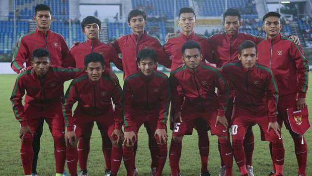 Egy Maulana Vikri dan kawan-kawan berniat menambah catatan kemenangan Indonesia atas Filipina di Piala AFF U-18