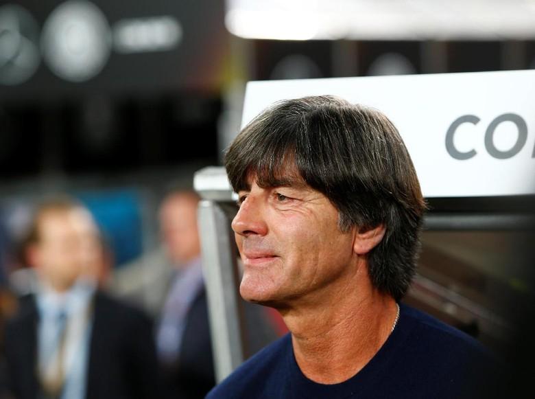 Loew Ungkap Rahasia Kemenangan Setengah Lusin Gol Jerman