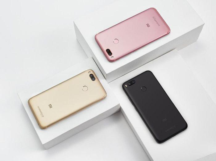 Mi A1. Foto: Dok. Xiaomi