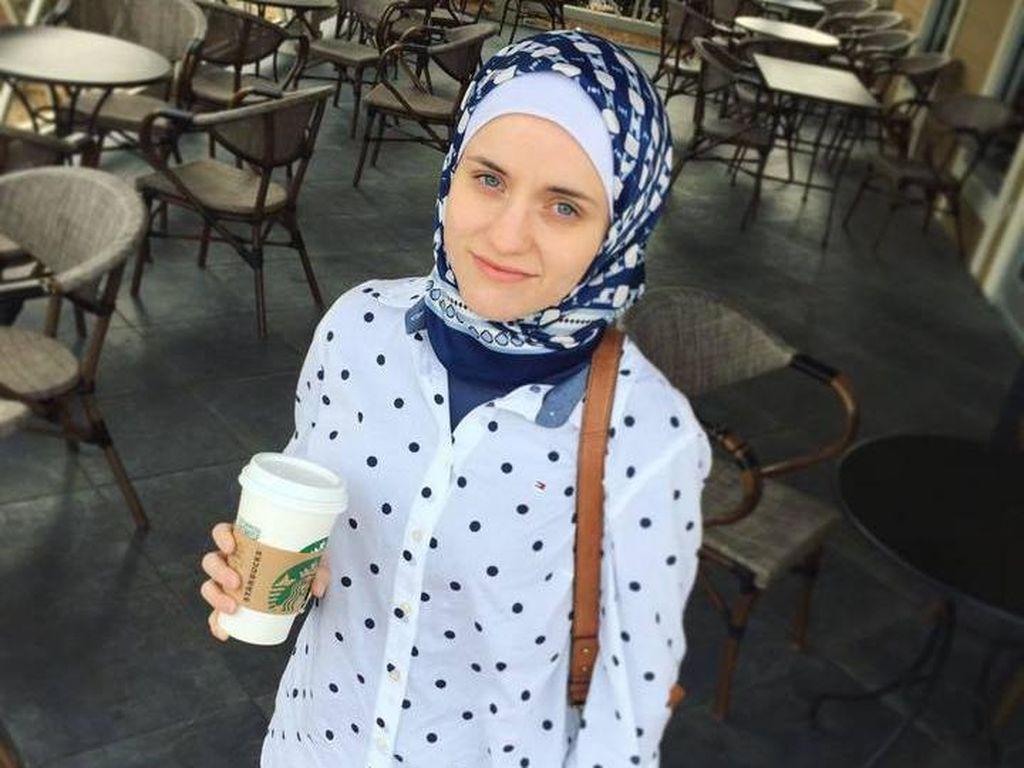Kisah Wanita Jerman yang Mantab Berhijab Setelah Alami Diskriminasi