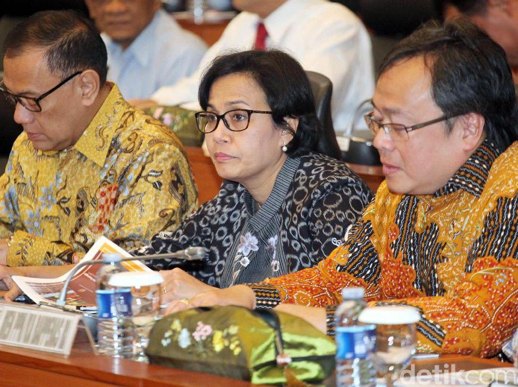 Sri Mulyani dan Komisi XI DPR Sepakati Asumsi Dasar RAPBN 2018