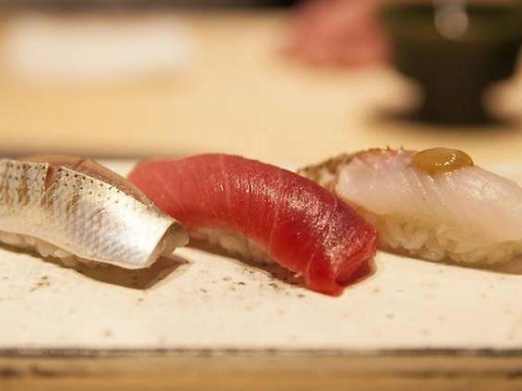 Ini Dia 10 Restoran Sushi Paling Enak di Tokyo (1)