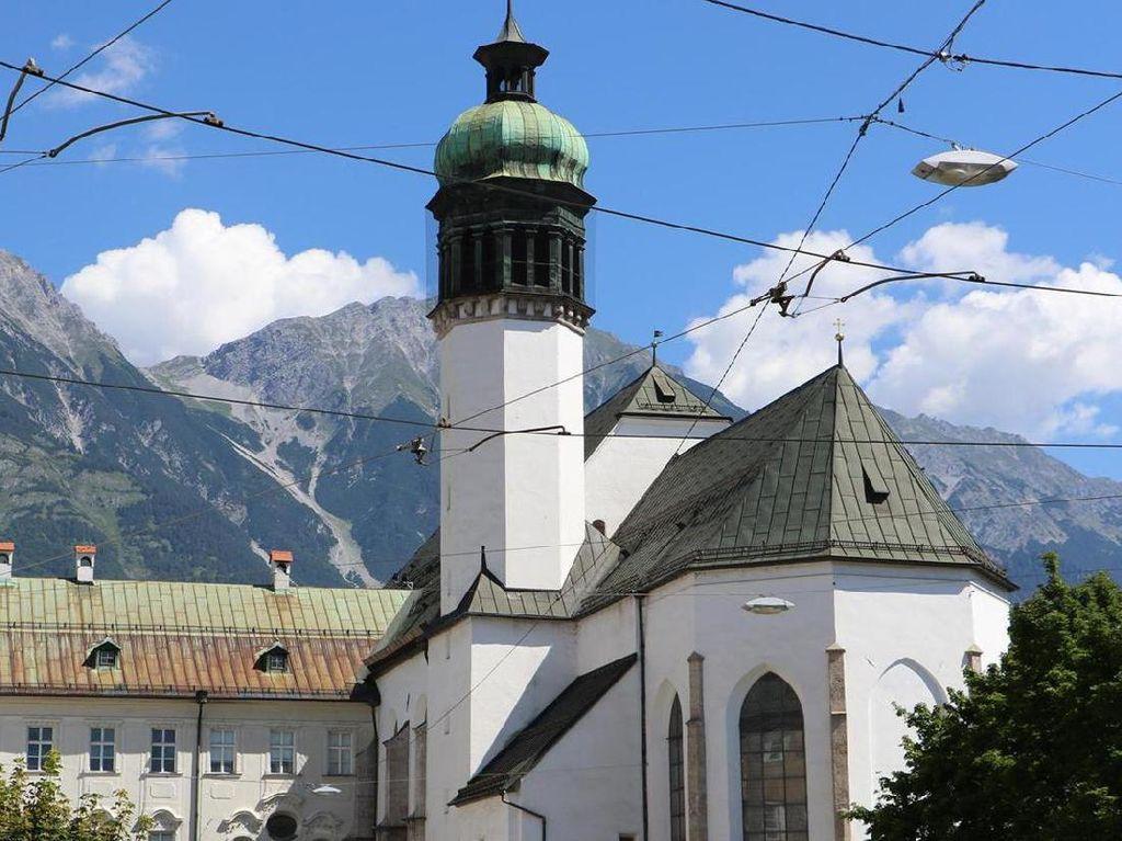 Foto: Kota di Austria yang Membangunkan Dunia