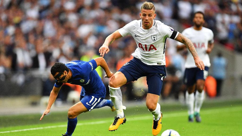 Spurs Ditinggal Alderweireld Sampai Februari