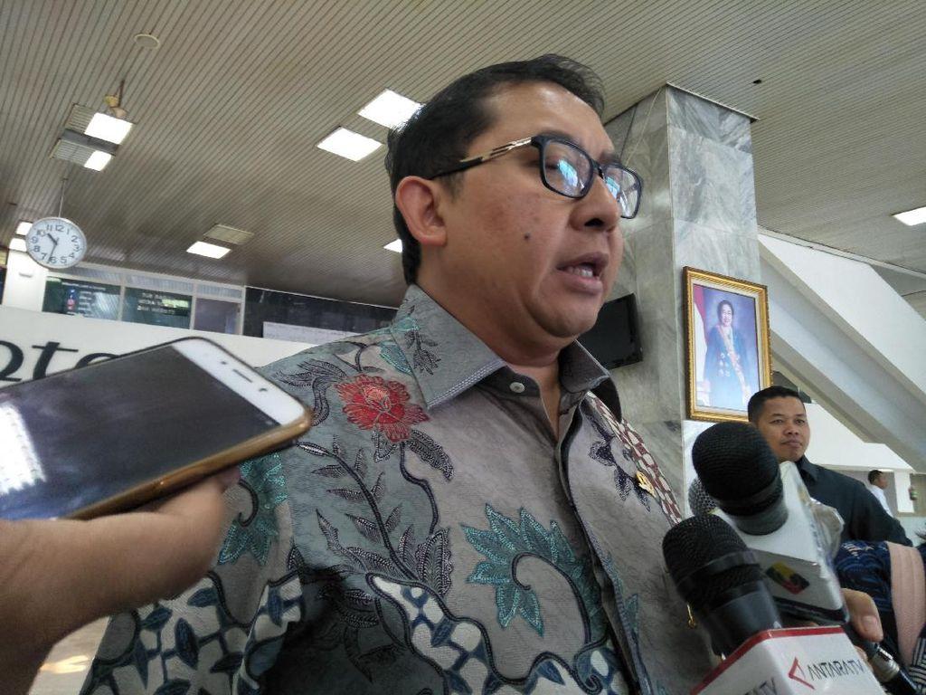 Jokowi Tunda Pembentukan Densus Tipikor, Fadli: Bagus-bagus Saja