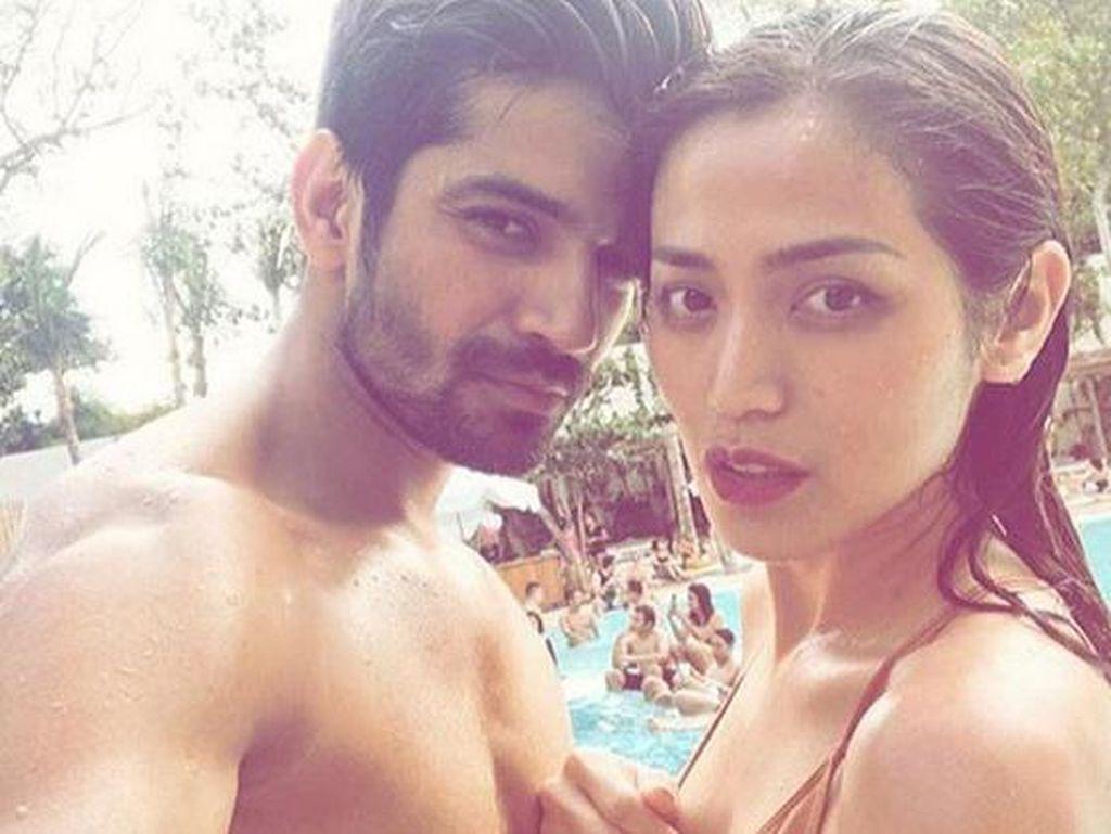 Mesranya Jessica Iskandar dengan Vishal Singh, Pacaran?
