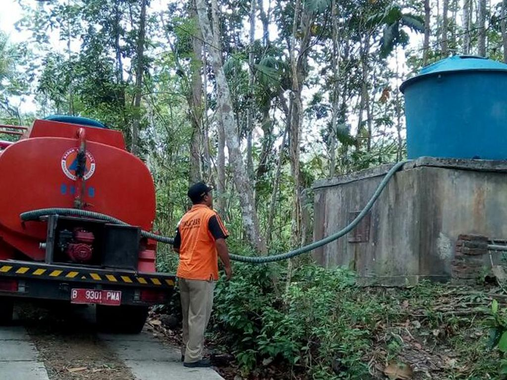 Masuki Musim Kemarau, 23 Kabupaten di Jatim Berpotensi Kekeringan