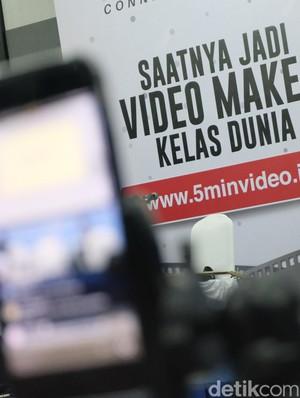 Telkomsel Dorong Filmmaker Asal Banten Go International